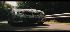 Nowe BMW Serii 3 (2019) na torze Nurburgring Nordschleife