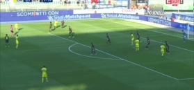 Serie A: piękny gol Stępińskiego nie pomógł. Juventus szczęśliwie wygrał w debiucie Ronaldo