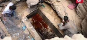Czarny sarkofag z Aleksandrii. Odkryto rąbka kolejnej tajemnicy