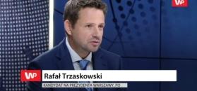 Trzaskowski komentuje niepokojący sondaż. I odpowiada Terleckiemu