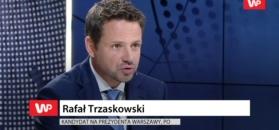 Jasna deklaracja Trzaskowskiego ws. wyborów w Warszawie