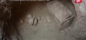 Kreteński grobowiec sprzed 3,5 tys. lat. Jest starszy nawet od