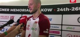 Bartosz Kurek: Byłoby źle, gdybyśmy już teraz grali naszą najlepszą siatkówkę