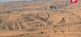 Piramida schodkowa w Chinach