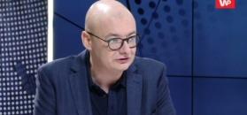 """""""Tłit"""". Michał Kamiński o billboardach z Kaczyńskim: zareagowali z wściekłością, to celny strzał"""