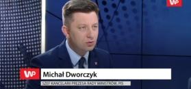 Michał Dworczyk tłumaczy wpis Pawłowicz o KRS