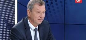 Andrzej Halicki o zamieszaniu z tablicą dla Kaczyńskich.