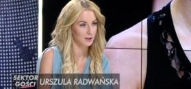 """Urszula Radwańska chce podbić świat mody. """"Wierzę, że będzie to światowa marka"""" [Sektor Gości] [4/4]"""