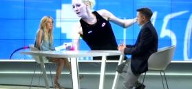 Urszula Radwańska: Czułam się bardzo źle. Nie miałam siły wstać z łóżka [Sektor Gości] [2/4]