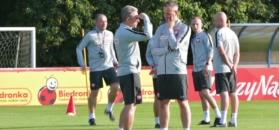 Odświeżona polska reprezentacja trenuje przed meczem z Włochami
