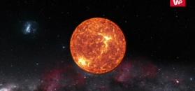 Wiatr słoneczny zagraża satelitom
