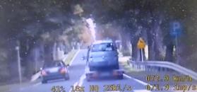 Jechał 220 km/h, łamał przepisy i nie dostał punktów karnych