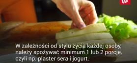 Pełnotłusty ser obniża cholesterol