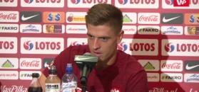 """Krzysztof Piątek zdradził, jak został przyjęty w reprezentacji. """"Mogę się wiele nauczyć"""""""