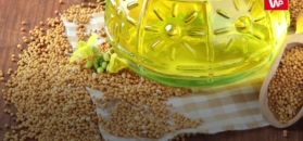 Właściwości oleju musztardowego