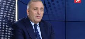 Grzegorz Schetyna o