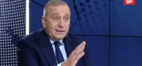 Grzegorz Schetyna wycofuje się rakiem ze słów o Tusku