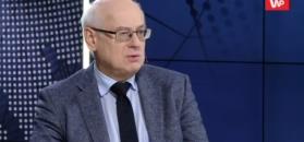 Plotki wokół nowej posady dla Macierewicza. Zdzisław Krasnodębski komentuje