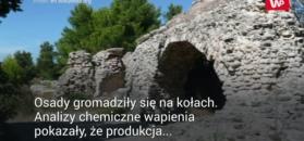 Starożytna fabryka racji żywnościowych