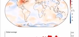 Temperatura na świecie od 1979 roku