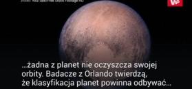 Pluton jednak planetą?