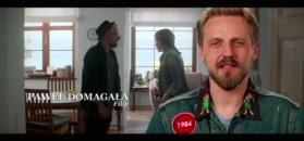 Paweł w domagała zagra w filmie