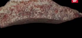 Pierwszy rysunek znany ludzkości. Ma 76 tys. lat