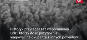 Zapomniana historia. Jak Polacy witali niemieckich żołnierzy
