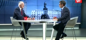 """Jarosław Gowin komplementuje Donalda Tuska. """"Wybitny polityk o niekwestionowanych talentach"""""""
