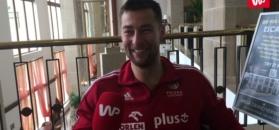 Michał Kubiak zdradza jak zawodnicy spędzają wolny czas w Bułgarii