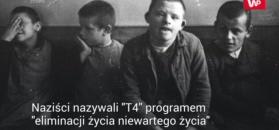 Jak Niemcy zabijali pacjentów polskich szpitali psychiatrycznych