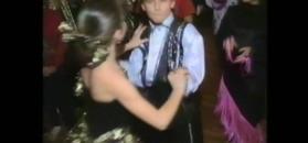 """11-letnia Herbuś w tańcu z…Tomkiem Barańskim. """"Byłam po raz pierwszy zakochana"""""""