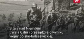 Bitwa nad Niemnem, czyli jak Polacy rozgromili Sowietów
