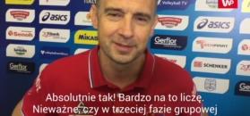 MŚ 2018. Nikola Grbić: Nie było potrzeby, żebym robił z siebie klauna