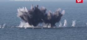 Rosja ćwiczy na Bałtyku. Ministerstwo Obrony pokazuje nagranie