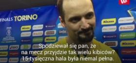 MŚ 2018. Brazylijczyk został zapytany o polskich kibiców. Aż mu się oczy zaświeciły