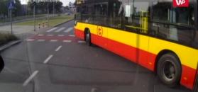 Kierowca autobusu wymusza pierwszeństwo. Świadek dopatrzył się jeszcze czegoś