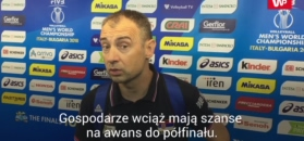 MŚ 2018. Trener Serbów ostrzega Polaków.