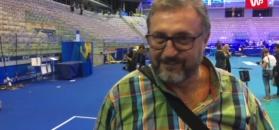 MŚ 2018. Wojciech Drzyzga i jego szczęśliwa koszula.