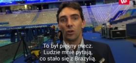 MŚ 2018. Giba jasno stwierdził, co się stało z Brazylią. Legenda siatkówki z uznaniem o Polakach