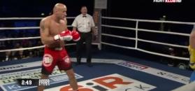 Jacek Jasion nokautuje na Arena Fight Night