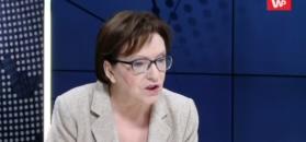 Ewa Kopacz: nie wiem, czy ktoś nie trzyma premiera na smyczy