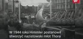 Miał być nazistowską super bronią. Himmler wierzył, że dzięki niemu Rzesza zwycięży