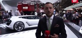 Audi e-tron na żywo z Paryża. Nowy w pełni elektryczny crossover z Niemiec