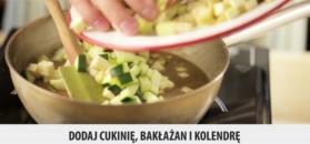 Tajskie zielone curry. Rozgrzewająca propozycja na jesienne wieczory