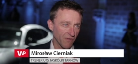 Mirosław Cierniak o występach syna Mateusza.