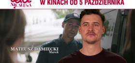 Serce nie sługa - Mateusz Damięcki o swojej roli