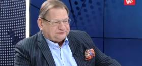 Ryszard Kalisz komentuje pogłoski ws. Patryka Jakiego. Mocne słowa
