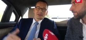 Mateusz Morawiecki skomentował ruch Zbigniewa Ziobry