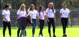 #dziejesiewsporcie: piłkarski GKS Katowice jak modelki
